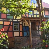 Auenlandhof,位于Ranstadt的酒店