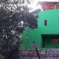 Casa verde,位于帕尔梅拉斯的酒店