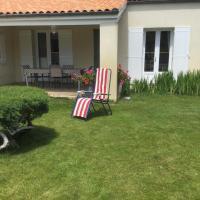 Maison bercée par le bruit de la mer,位于布列塔尼半岛的酒店