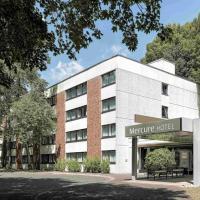 比尔费尔德约翰尼斯堡美居酒店,位于比勒费尔德的酒店