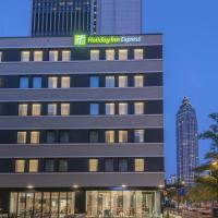 Holiday Inn Express - Frankfurt City - Westend,位于美因河畔法兰克福的酒店