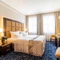 速韦特斯酒店,位于德累斯顿的酒店