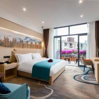LANHOTEL酒店(宽窄巷子店),位于成都的酒店