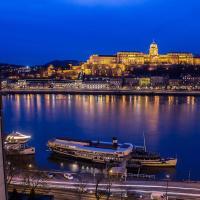 布达佩斯洲际酒店,位于布达佩斯的酒店