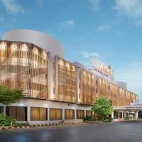 曼谷廊曼机场阿玛瑞酒店,位于曼谷的酒店