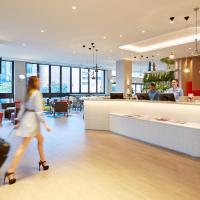 布里斯班中心智选假日酒店,位于布里斯班的酒店