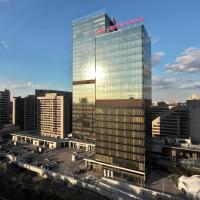 莫斯科世界贸易中心皇冠假日酒店,位于莫斯科的酒店