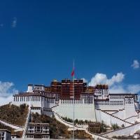 Lavande Hotel (Lhasa City Government Xizang University Branch),位于拉萨的酒店