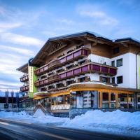 Hotel Barbarahof Saalbach,位于萨尔巴赫的酒店