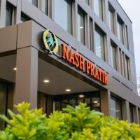 Nash Pratik Hotel,位于日内瓦的酒店