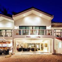 卡米拉海滩度假村别墅,位于长滩岛的酒店