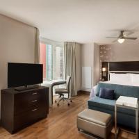 曼哈顿中城时代广场南部惠庭套房酒店,位于纽约的酒店