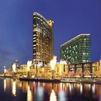 Crown Towers Melbourne,位于墨尔本的酒店