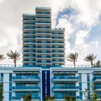 迈阿密海滩蒙特卡洛现代几何公寓