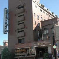 洛杉高知酒店,位于高知的酒店