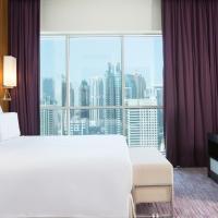 迪拜朱美拉湖塔楼普尔曼酒店