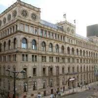 曼彻斯特市中心大不列颠酒店,位于曼彻斯特的酒店