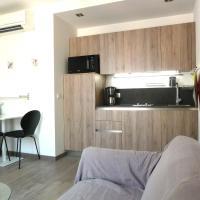 加里波第广场新一卧室公寓