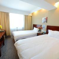 格林豪泰江苏省无锡市新区国家软件园商务酒店,位于无锡苏南硕放国际机场 - WUX附近的酒店