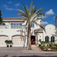 棕榈岛M弗朗德纳斯马奢华别墅