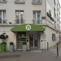 钟楼巴黎14玛娜巴纳斯峰酒店