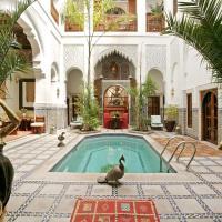 摩洛哥心灵之旅Spa传统庭院住宅