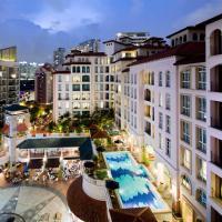 新加坡辉盛坊国际公寓