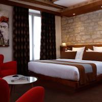 精选酒店,位于巴黎的酒店