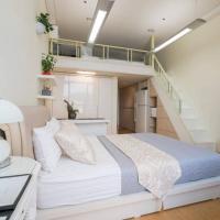 家庭阁楼-A公寓