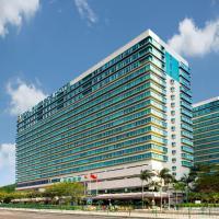 丽豪酒店,位于香港的酒店