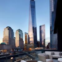 纽约曼哈顿下城/世界贸易中心区万怡酒店