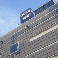 新前桥站酒店