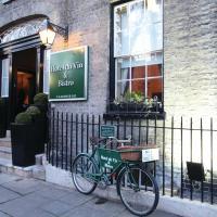温恩德比斯特剑桥酒店,位于剑桥的酒店