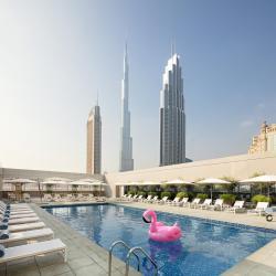 迪拜市中心罗弗酒店