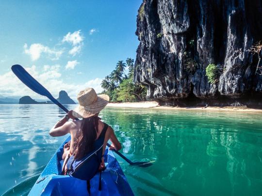 旅行灵感新发现:菲律宾公主港