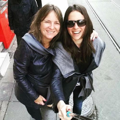 Sara and  her mum