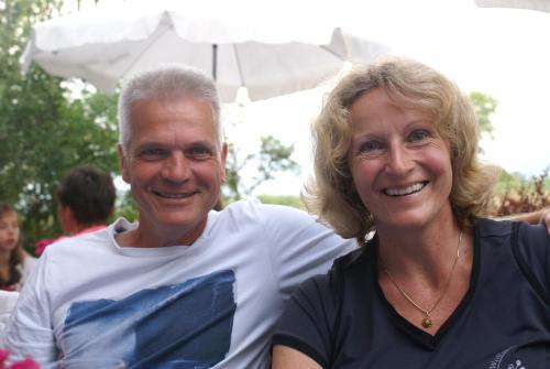 Gudrun & Christoph - Ihr Team vom Ferienhaus Leitenhof