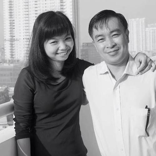 Duc (right) & Nhien (left)