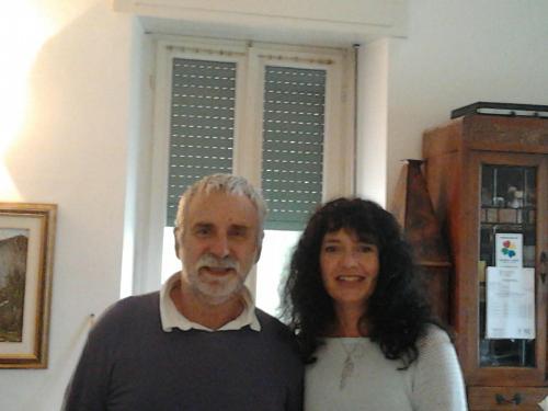 Fabio e Antonella