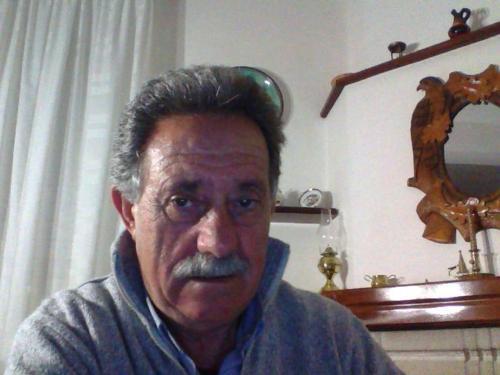 Gaspare Licari, titolare di casa trinacria