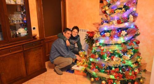 Sandro e mio figlio Andrea