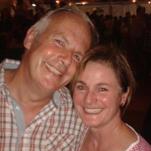 Wilma und Rainer Thielen