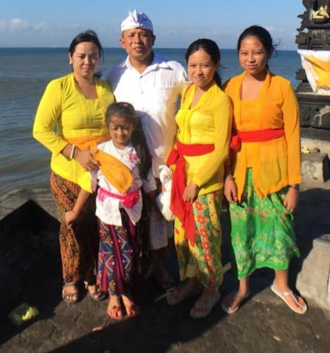 Sang Putu and My Families