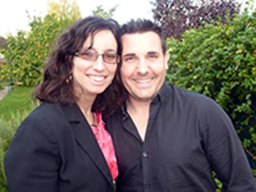 Clément et Coralie